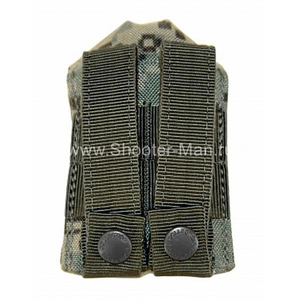 Подсумок облегченный для ручной гранаты Ф-1, РГД-5, РГО, РГН Стич Профи задняя часть