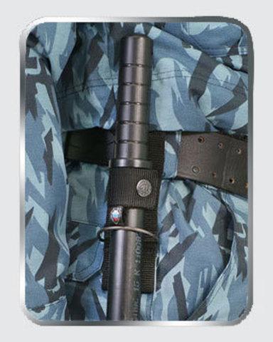Крепление для палки из резинозаменяющего пластика ПУС-1