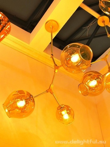 replica BRANCHING BUBBLE CHANDELIER 3 by LINDSEY ADELMAN