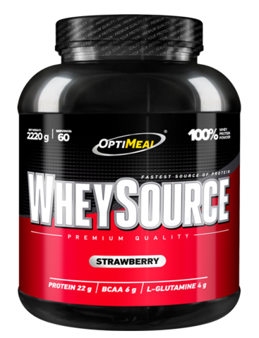 OM Whey Source 2220 gr.