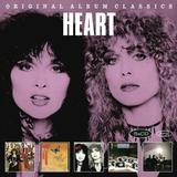 Heart / Original Album Classics (5CD)