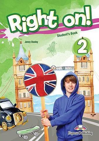 Right on! 2. Student's book (international). Учебник