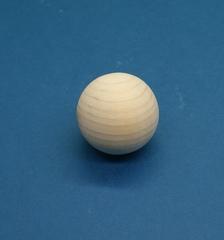 056-7872 Шар деревянный, 3 см