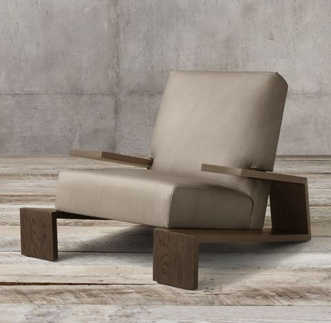 Cassel Leather Chair