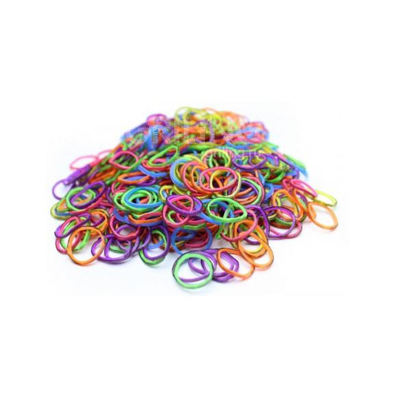 Loom Bands разноцветные резинки для плетения, 5000 шт