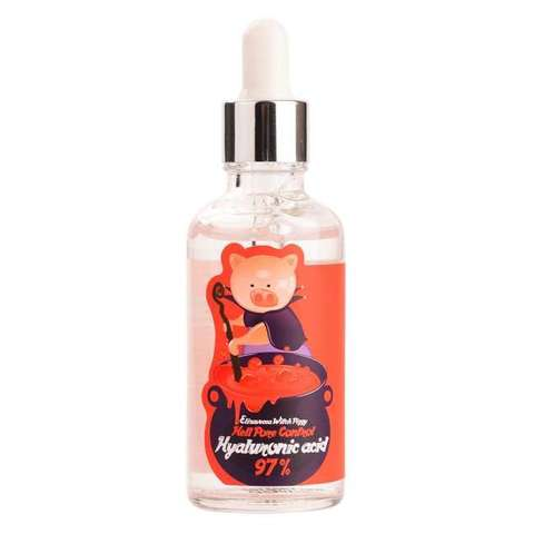 Сыворотка гиалуроновая  Elizavecca Hell-Pore Control Hyaluronic Acid 97% 50мл