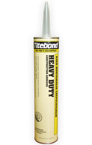 Клей сверхсильный желтый Titebond Heavy Duty 55262