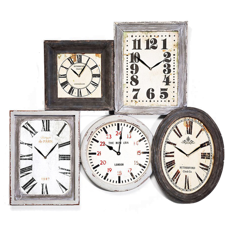 """Часы """"ВИНТАЖ"""""""