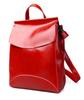 Рюкзак женский JMD Classic 8504 Красный