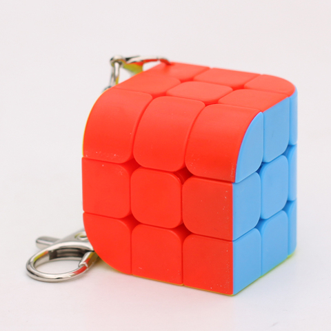 Mini Penrose Cube with keychain 3*3*3