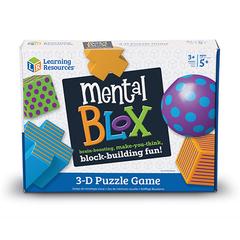 Развивающая игра Ментал блокс Learning Resources, упаковка