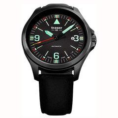 Швейцарские тактические часы Traser P67 OFFICER PRO AUTOMATIC BLACK 108075
