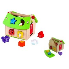 Toys Lab Деревянный сортер