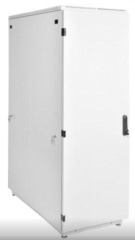 Шкаф телекоммуникационный напольный 33U (600 × 1000) дверь металл