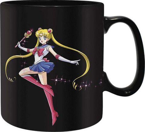 Кружка ABYstyle: SAILOR MOON: Sailor&Chibi (HC)