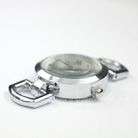 Основа для часов 48х29 мм (цвет - платина)