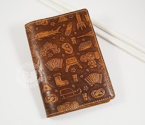 BY14-14-01 Прикольная обложка на паспорт