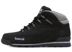 Женские Ботинки Timberland Euro Sprint Waterproof Black Grey