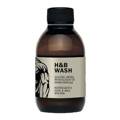 Dear Beard H&B Wash - Шампунь для волос и тела