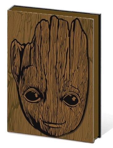 Записная книжка Guardians of the Galaxy Vol. 2 (Groot) (Премиум)