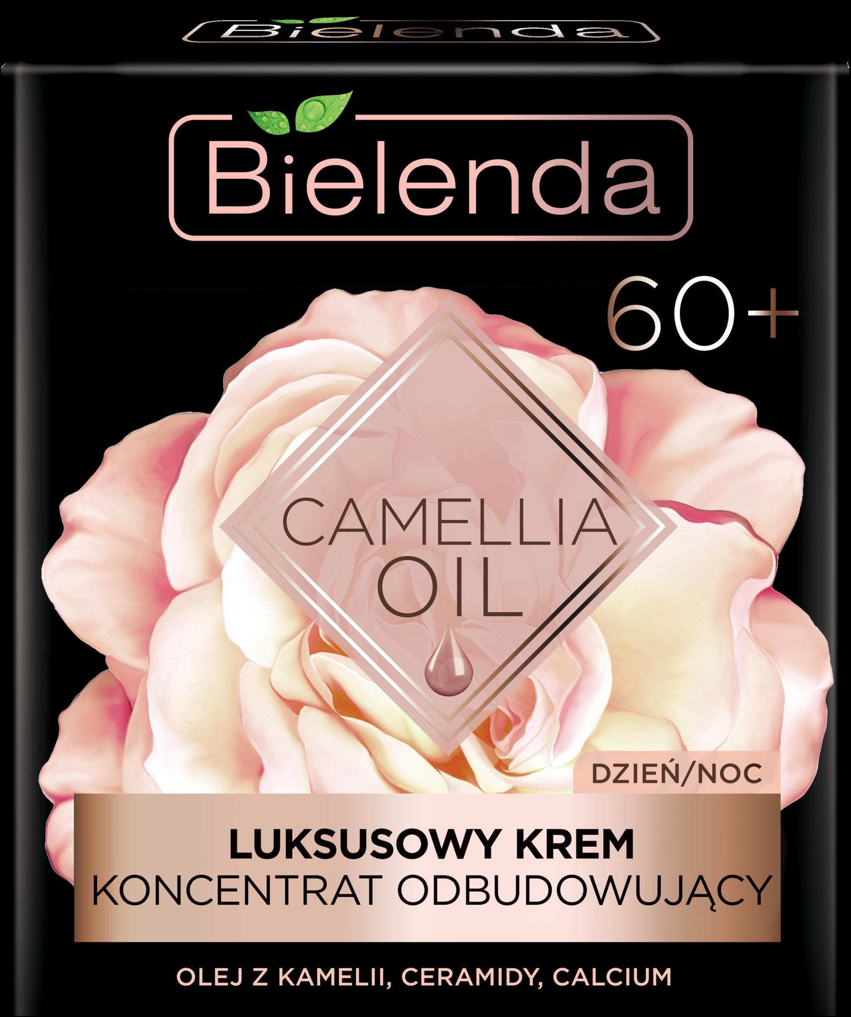 CAMELLIA OIL Эксклюзивный крем-концентрат 60+ день/ночь, 50 мл