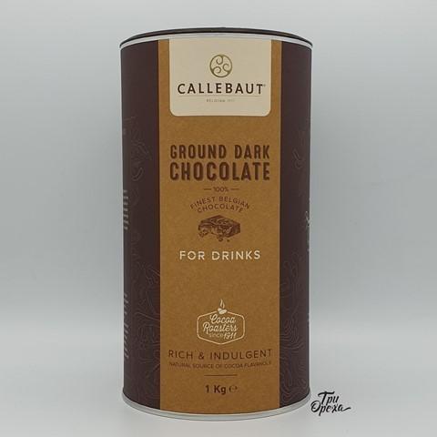 Горячий темный шоколад Callebaut, 1 кг