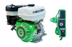 Двигатель АЕ-9D/Р (со шкивом)