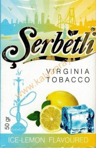 Serbetli Ice Lemon