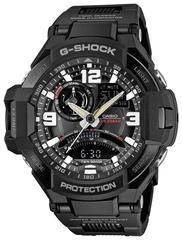 Мужские японские наручные часы CASIO G-SHOCK GA-1000FC-1AER