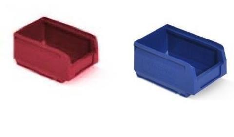 Ящик полимерный       КРАСНЫЙ      (400х225х150)