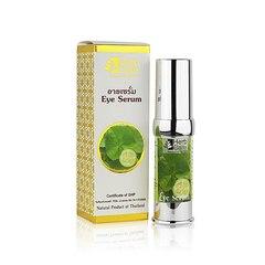 Лифтинг-гель для глаз на основе экстрактов Центеллы и Огурца, HerbCare