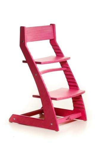 Растущий стул Котокота (Kotokota) Розовый