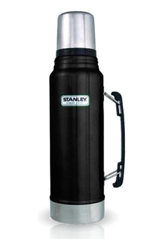 Термос Stanley Legendary Classic Vacuum Flask (1 литр), черный