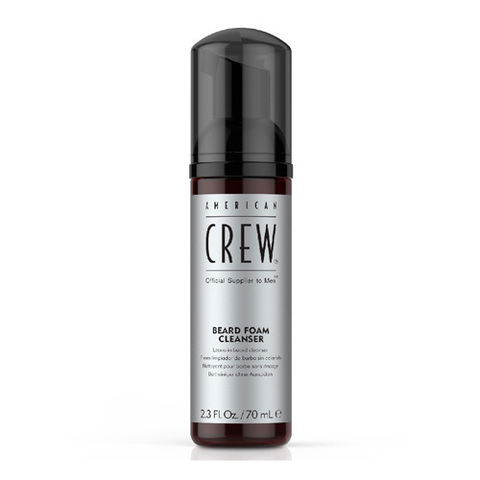 American Crew Beard Foam Cleanser - Очищающее средство для бороды
