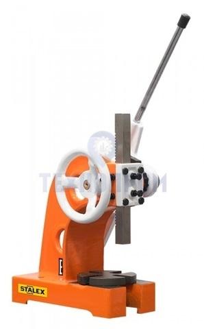 Пресс реечный Stalex RAP-2 с храповым механизмом