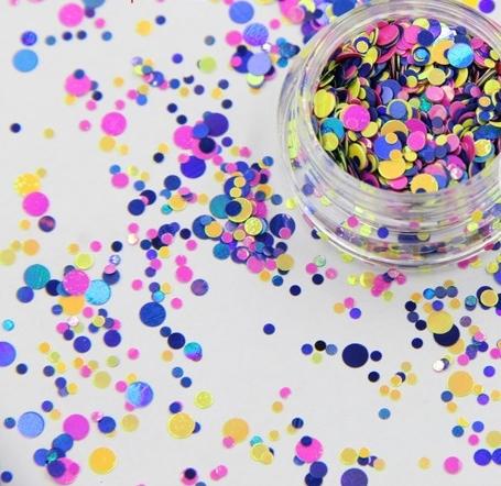 Камифубуки (конфетти) для дизайна #8