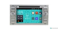 Штатная магнитола 4G/LTE Ford C-Max Android 7.1.1 Parafar PF149D
