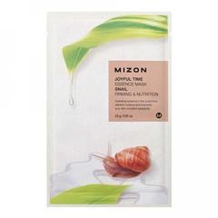 Mizon Joyful Time Essence Mask Snail - Тканевая маска для лица с экстрактом улиточного муцина
