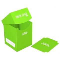 Ultimate Guard - Светло-зеленая коробочка на 100 карт