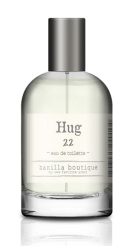 Туалетная Вода Фруктово-Цветочный Аромат BANILLA BOUTIQUE Hug 22