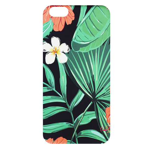 Чехол для IPhone 6/6S Tropical Red