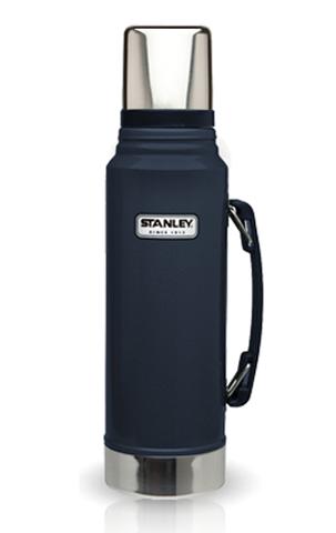Термос Stanley Classic Vacuum Flask (1 литр), синий