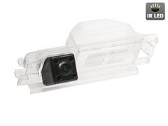 Камера заднего вида для Renault Sandero NEW Avis AVS315CPR (#138)