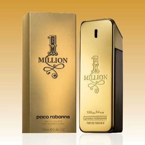 Туалетная вода Paco Rabanne One million (men) 100 ml