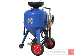 Аппарат струйной очистки АСО 150 колёсная база