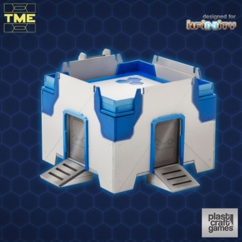 TME-Simple Module 2 doors