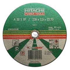 Диск отрезной HITACHI 230_22_2.5 по металлу (25) (23025HR)