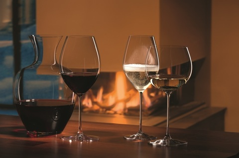 Бокал для вина Oaked Chardonnay 620 мл, артикул 1449/97. Серия Riedel Veritas