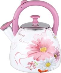 Чайник эмалир. Чудесница ЭЧ-3004
