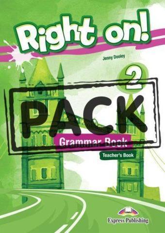 Right on! 2. Grammar Teacher's Book with Digibook app (international). Сборник грамматических упражнений для учителя (с ссылкой на электронное приложе